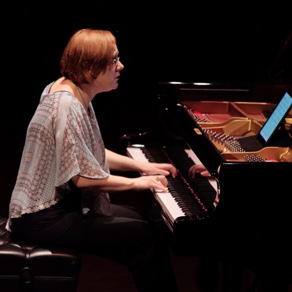 Nadia Shpachenko: Piano Spheres Recital at REDCAT @ Disney Hall