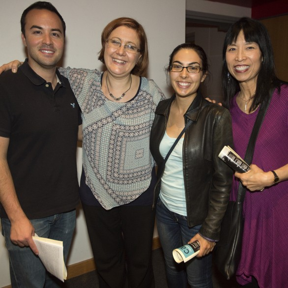 Rickey Badua, Nadia Shpachenko, Jessie Vallejo, and Gloria Cheng: Piano Spheres Recital at REDCAT @ Disney Hall