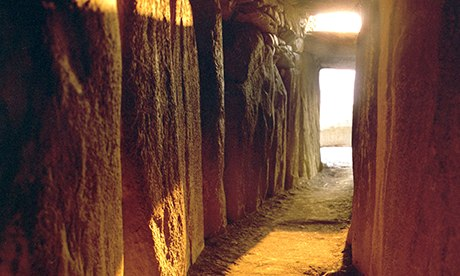 Winter solstice at Newgrange