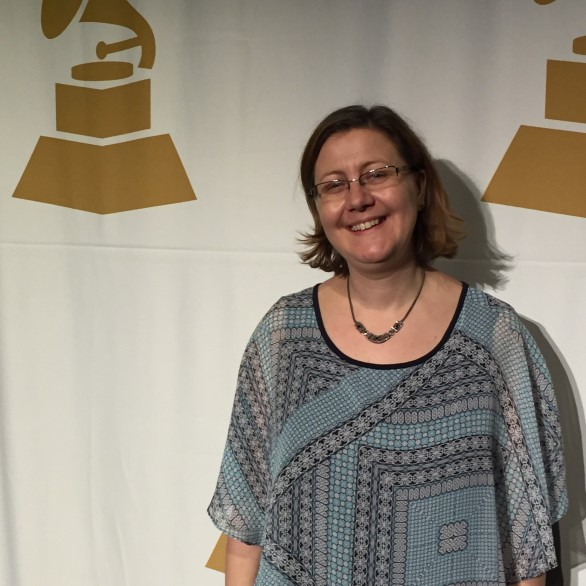 Nadia Shpachenko at the 58th Grammy Nominee Brunch, Los Angeles Chapter